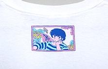 うる星やつら×F*Kaori Tシャツ