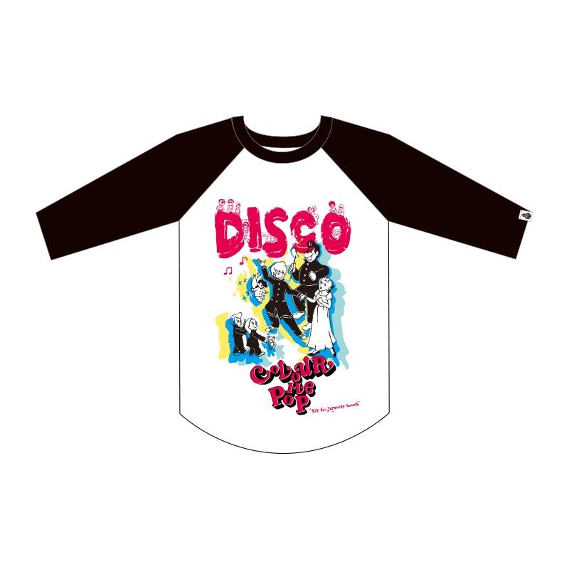 氣志團ラグランTシャツ「DISCO」