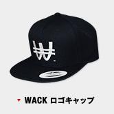 WACK ロゴキャップ