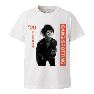 WACK×Deadman GANG SPOTTiNG Tシャツ(GANG PARADE) YUI GA DOCKSON