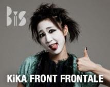 KiKA FRONT FRONTALE