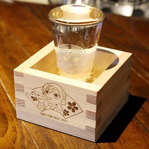 ワカコ酒×ナタリーストア ワカコ印の呑兵衛グッズで「ぷしゅー」とおいしい生活