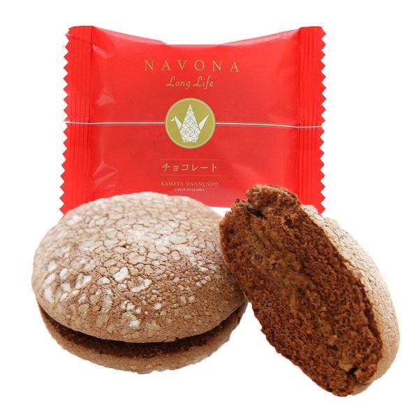 ナボナロングライフ チョコ