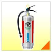 液体消火剤 消火器