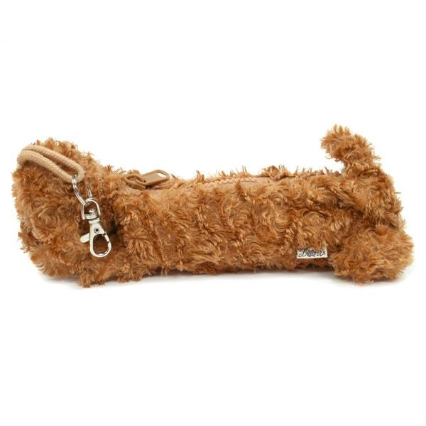 DOG GOODS SHOP(ドッググッズショップ)2013に掲載の、犬のペンシルケース。