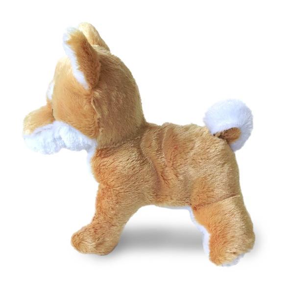 ベストエバーの技術と表現力を存分に発揮したプレミアムパピー。ベストエバージャパンが自信をもってお届けする最高の手触りの柴犬のぬいぐるみです。