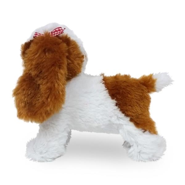 ベストエバーの技術と表現力を存分に発揮したプレミアムパピー。新犬種キャバリアが満を持して登場!!最高の手触り。いろいろなポーズが作れます。