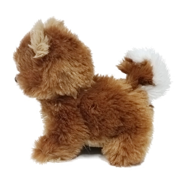 ベストエバーの技術と表現力を存分に発揮したプレミアムパピー。新犬種ポメラニアンが満を持して登場!!最高の手触り。いろいろなポーズが作れます。