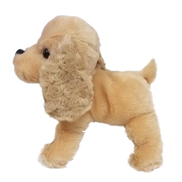 ベストエバーの技術と表現力を存分に発揮したプレミアムパピー。新犬種コッカースパニエルが満を持して登場!!最高の手触り。いろいろなポーズが作れます。