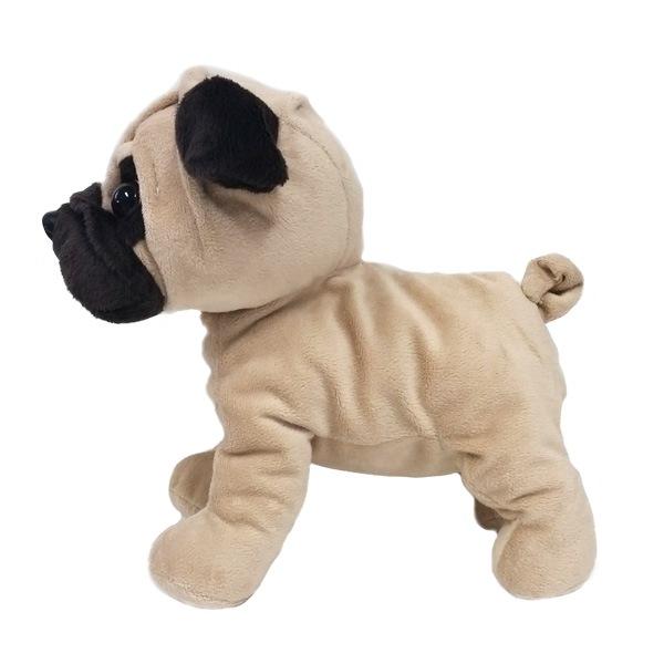 ベストエバーの技術と表現力を存分に発揮したプレミアムパピー。新犬種パグが満を持して登場!!最高の手触り。いろいろなポーズが作れます。