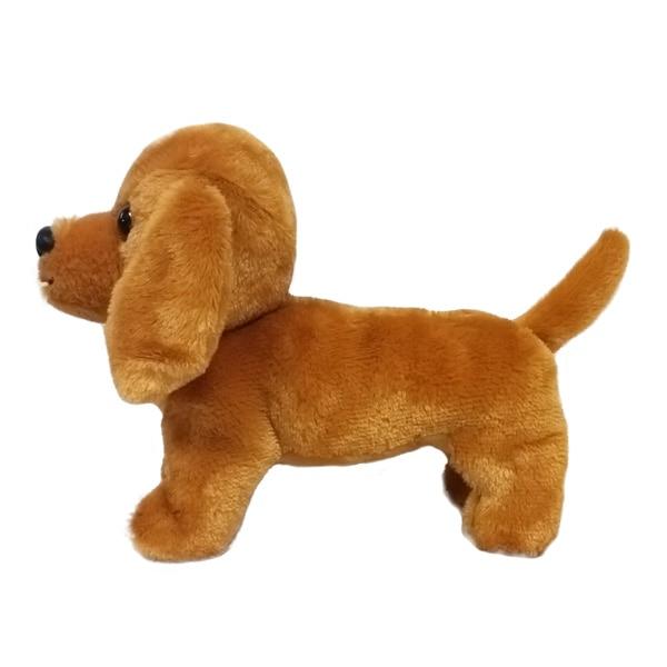 ベストエバーの技術と表現力を存分に発揮したプレミアムパピー。新犬種ダックス(ブラウン)が満を持して登場!!最高の手触り。いろいろなポーズが作れます。