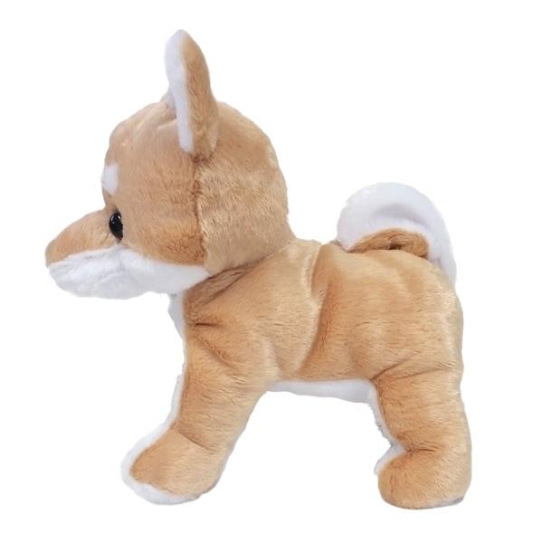 ベストエバーの技術と表現力を存分に発揮したプレミアムパピー。新犬種柴犬が満を持して登場!!最高の手触り。いろいろなポーズが作れます。