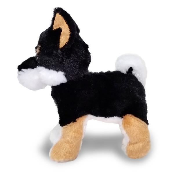ベストエバーの技術と表現力を存分に発揮したプレミアムパピー。新犬種黒柴が満を持して登場!!最高の手触り。いろいろなポーズが作れます。