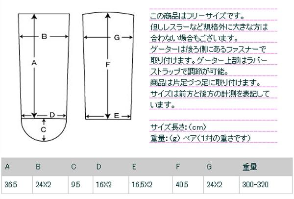 ★タートルスキン スネークアーマー ゲーター★
