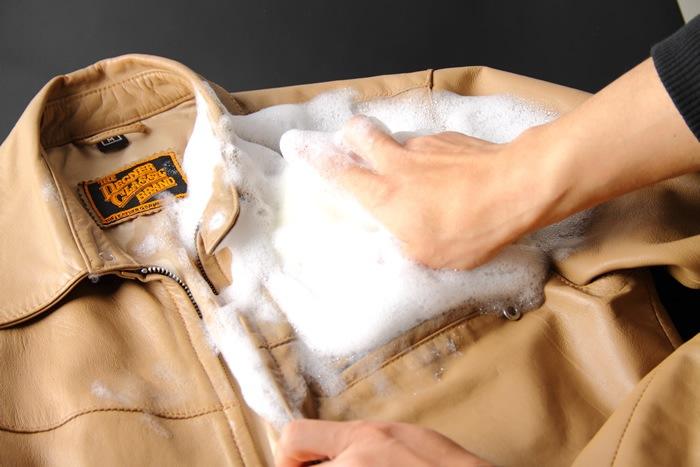 必見!誰でもできるレザージャケットのお手入れ方法!