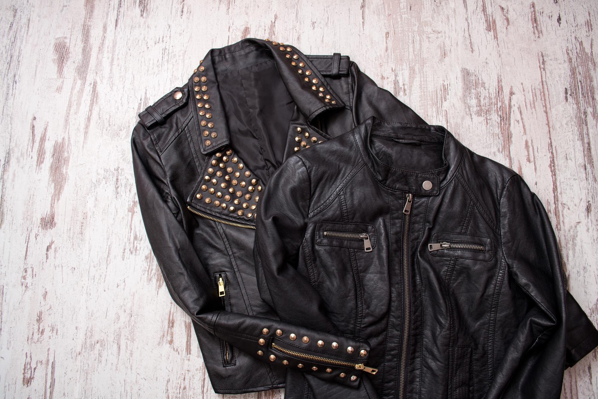 強みはシンプル!ファッションに取り入れやすいシングルライダースジャケット!