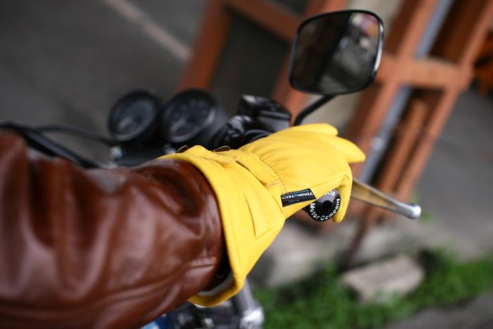快適なツーリングにはバイクグローブ!季節ごとのバイクグローブの選び方 グローブ WL235W