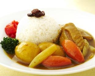 こんにゃく米の美人カレー