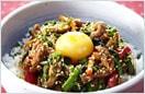 韓流チャプチェパプ丼