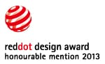 reddot design award 2013