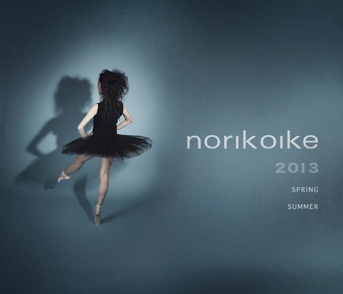 norikoike 2013 SPRING SUMMER