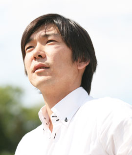 男鹿なび代表取締役 船木 一 氏