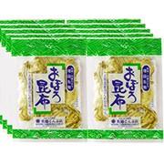 おぼろ昆布10袋セット 佐藤こんぶ店