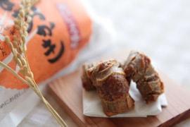 """秋田いなふく米菓を代表する""""ぬれおかき"""""""