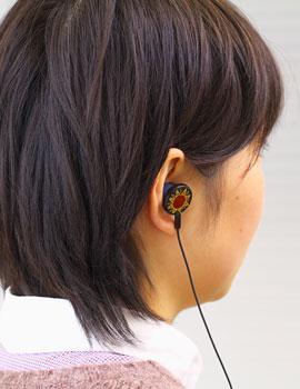 "WECOM研究所 聴覚用脳トレーナー""聴脳力"""