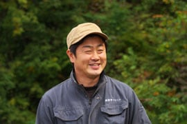 雄勝野きむらや 専務取締役 木村吉伸氏