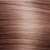白髪隠しでダークブラウンに染めたイメージ