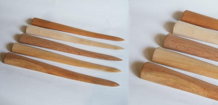 森のサムライ・ナイフ