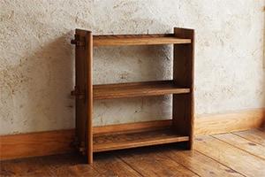 【WEB限定】4万円:組み立て棚セット