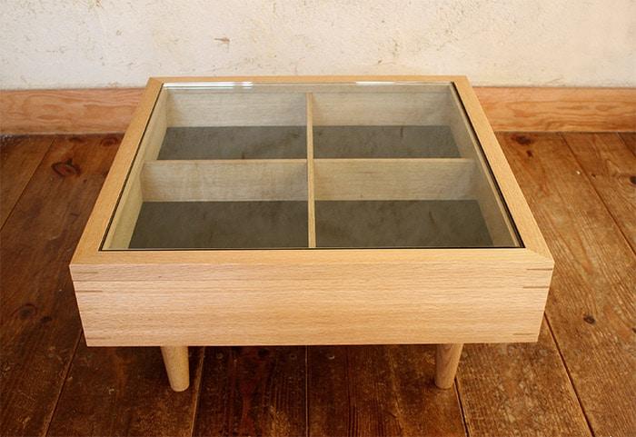 コレクションテーブル