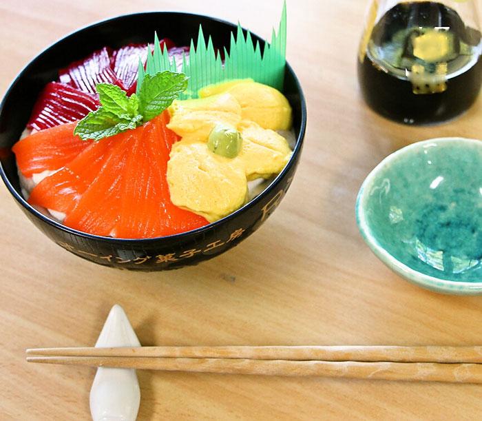 スイーツキラキラ丼1