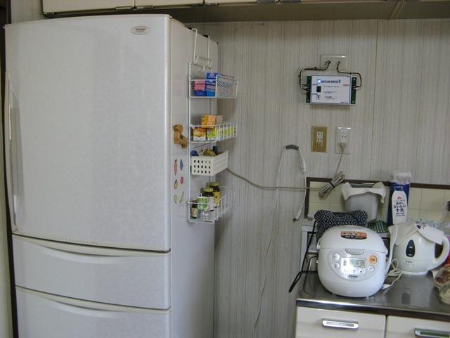 150W冷蔵庫や炊飯器などに利用