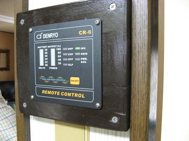リモートモニターで充電状況を監視