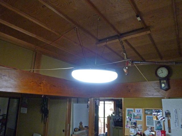 直流LEDシーリングライト