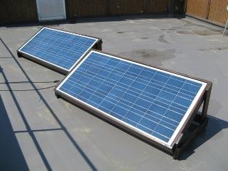 ソーラーパネル設置事例02