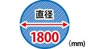 Φ1800シリーズ