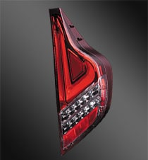 アクア用 LEDテールランプ