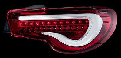 86/BRZ用 LEDテールランプ