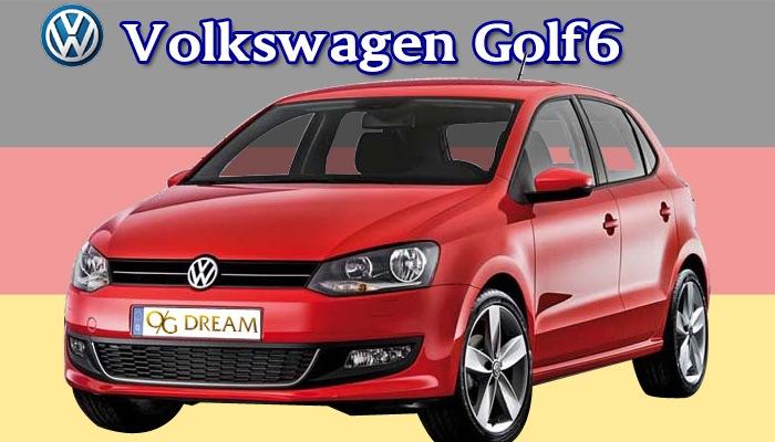 カジュアルフロアマット VOLKSWAGEN Golf6 ゴルフ6