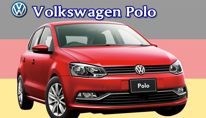 カジュアルフロアマット VOLKSWAGENPolo/Cross Polo