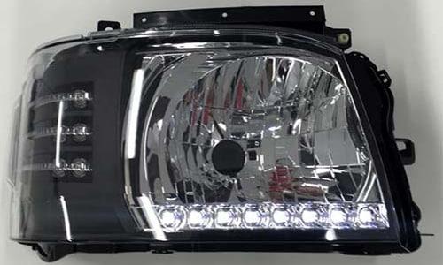ハイエース/レジアスエース LEDヘッドランプ