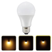LED電球 E26 60形相当 3段階調光 電球色|LDA7L-G/D AG93 06-3425