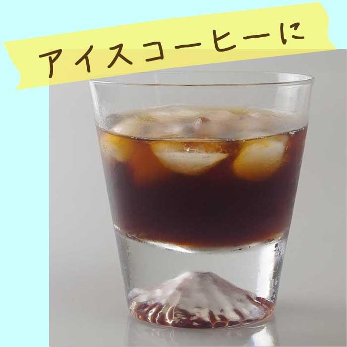 アイスコーヒーに