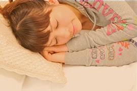 安らぎの眠り