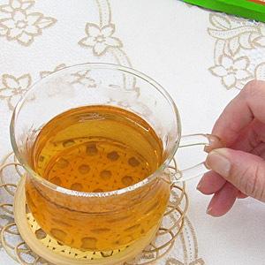 クヮンソウ茶お召し上がり方