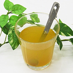 秋ウコンのお茶